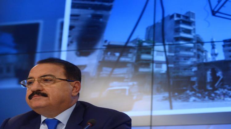 السفير السوري لدى موسكو: دمشق جاهزة لاستئناف المحادثات