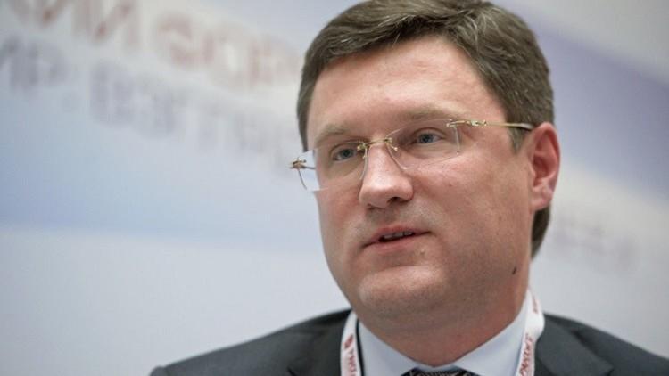 نوفاك: اجتماع مرتقب لوزراء الدول النفطية