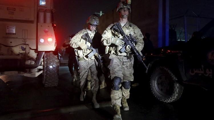 الأمريكيون يعودون إلى جنوب أفغانستان