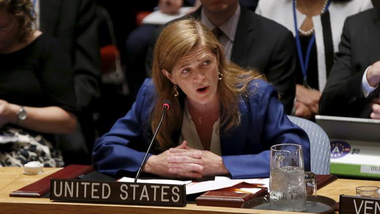 واشنطن تطرح على مجلس الأمن الدولي مشروع قرار