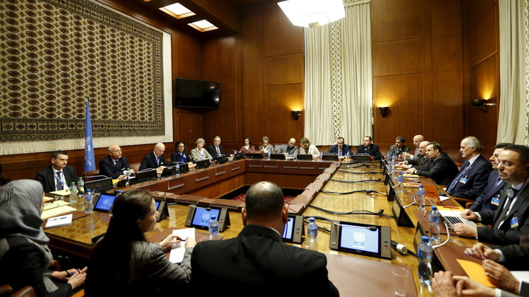 الخارجية الروسية ترجح استئناف المحادثات السورية في جنيف يوم 7 مارس/آذار