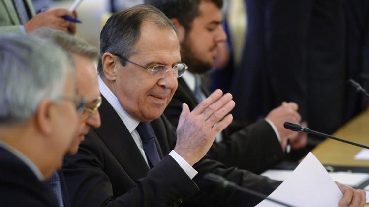 لافروف: المنتدى الروسي-العربي أصبح آلية مهمة لتعزيز الأمن في الشرق الأوسط