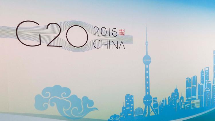 مجموعة العشرين تبحث في شنغهاي أوضاع الاقتصاد العالمي