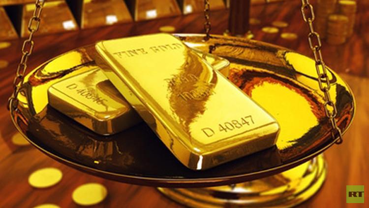 الذهب ملاذ روسيا الآمن