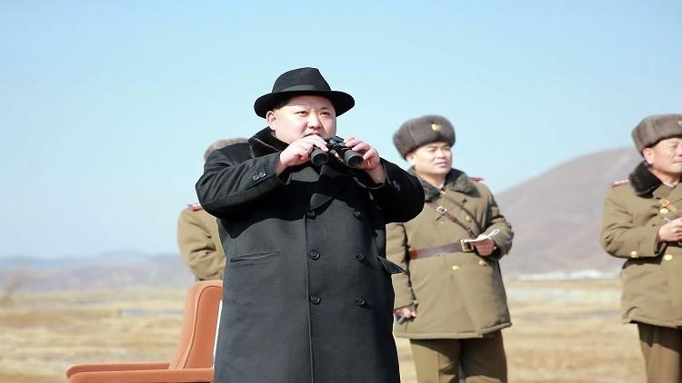كيم جونغ أون: صواريخنا الجديدة تجعل دبابات العدو يقطينا مسلوقا