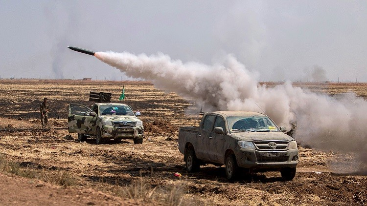 سوريا.. وحدات الحماية الكردية تستعيد جميع النقاط التي سيطر عليها