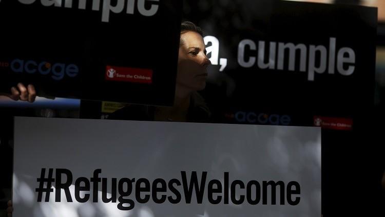 18 لاجئا فقط في إسبانيا وبرشلونة تنتظر قدوم اللاجئين