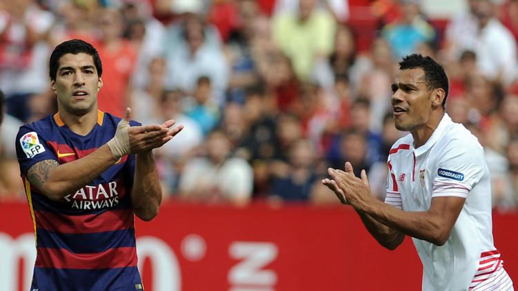 برشلونة يتربص بضيفه إشبيلية للثأر منه