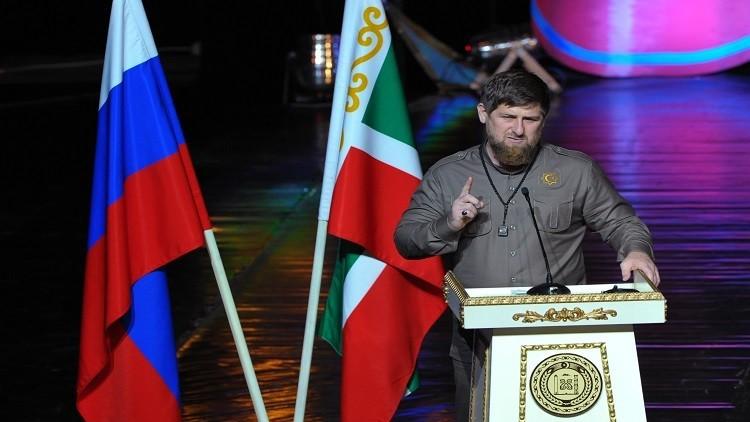 قديروف يناشد مؤيديه عدم التظاهر أو المطالبة بتمديد ولايته الرئاسية