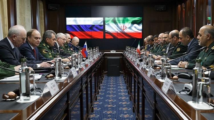 إيران: وصلنا إلى علامة فارقة في التعاون العسكري مع روسيا