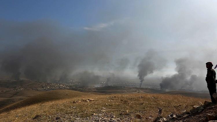 التحالف الدولي: نفذنا 10 غارات في منطقة تل أبيض خلال يوم