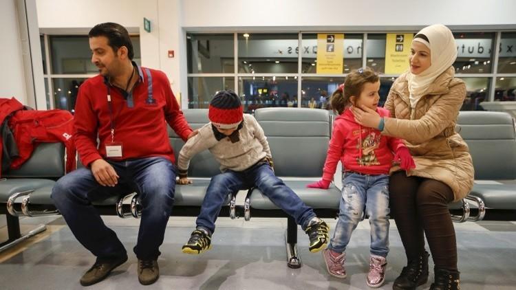 كندا تستقبل 25 ألف لاجىء سوري