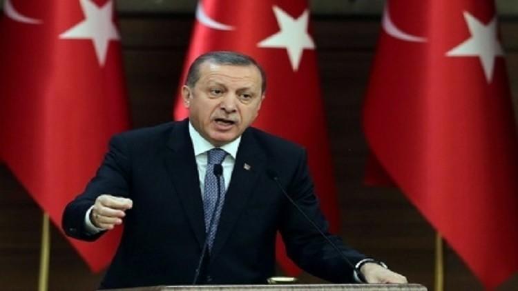أردوغان: لن نسمح للأكراد بإنشاء ممر شمالي سوريا