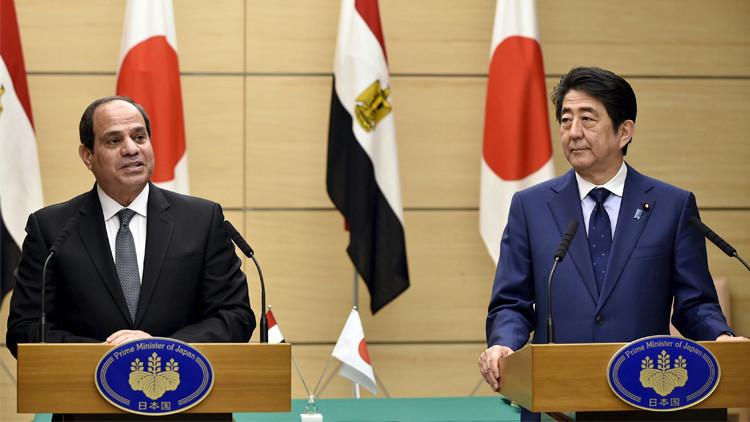 القاهرة وطوكيو تتفقان على مشاريع اقتصادية بقيمة 2 تريليون ين