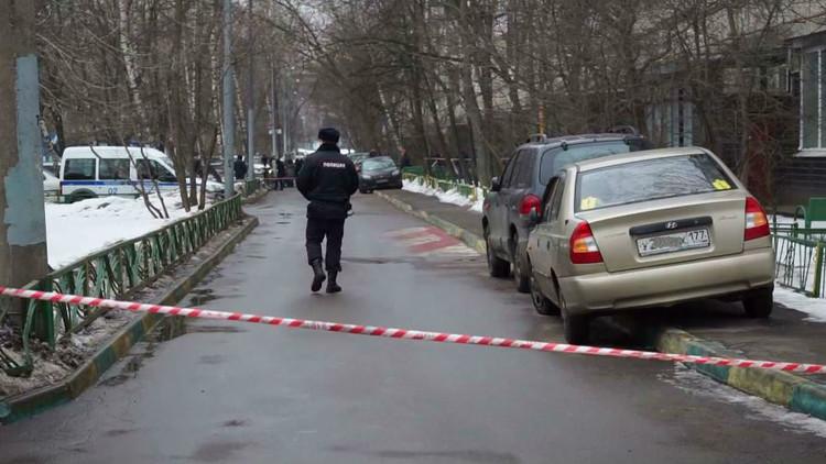خادمة تقطع رأس طفلة وتمثل به في موسكو (فيديو)