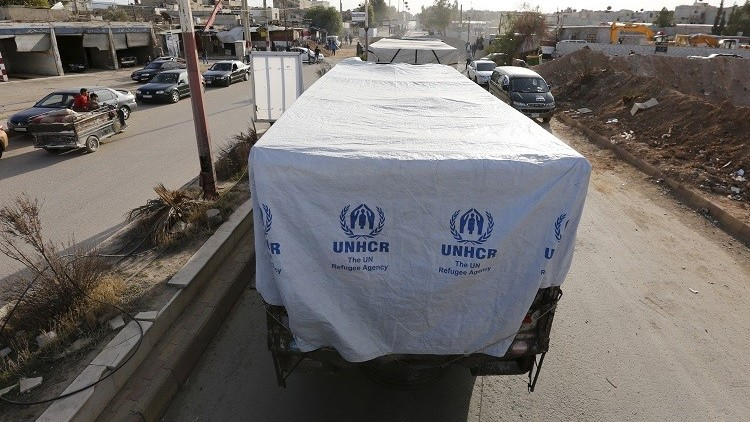 برنامج الأغذية العالمييؤمنالمساعدات الغذائية للسوريين إلى آخر العام