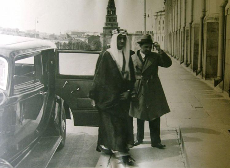 90 سنة عمر العلاقات الروسية – السعودية