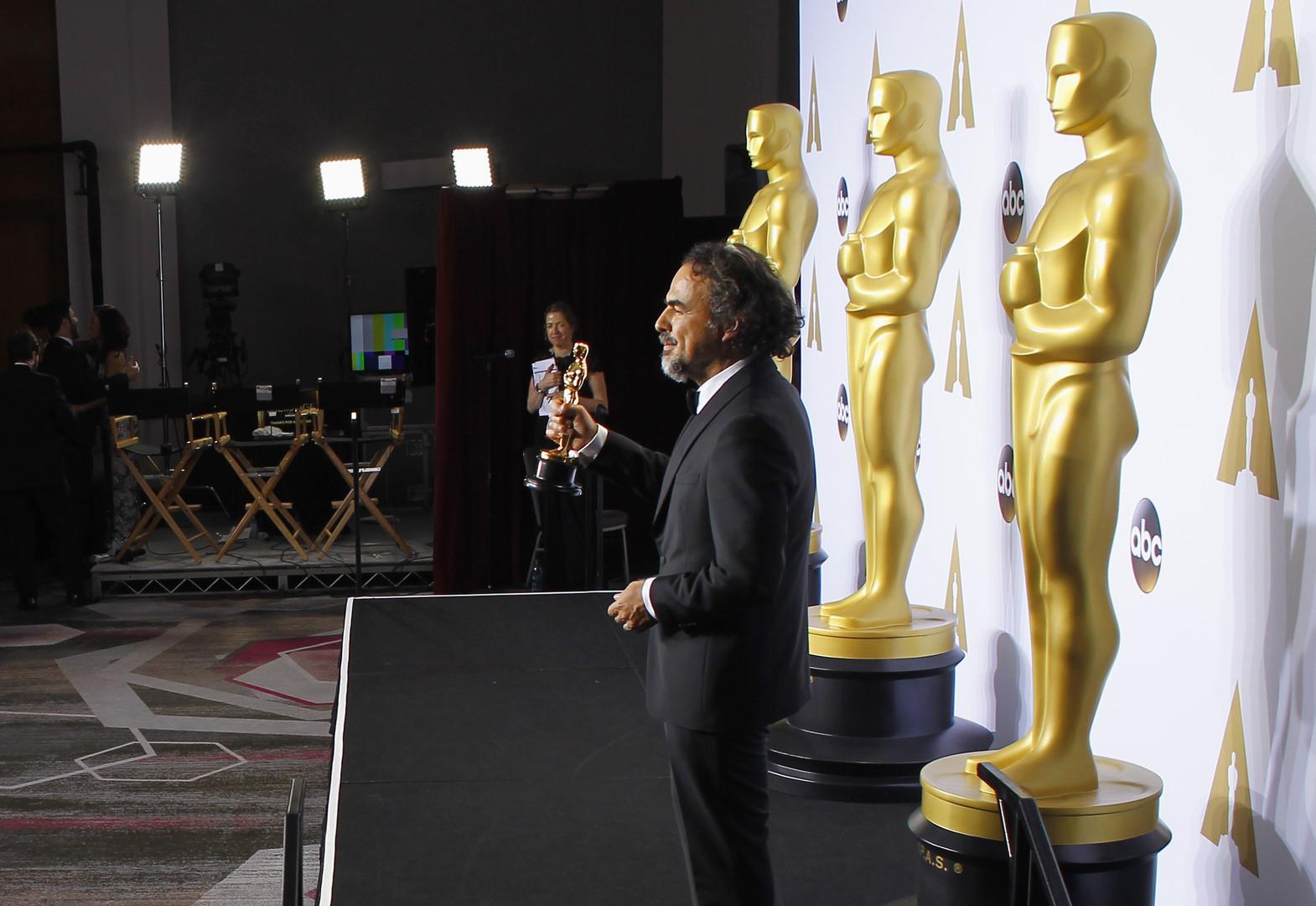 المكسيكي اليخاندرو جي إيناريتو  يفوز بأوسكار أفضل مخرج عن فيلم