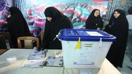 الانتخابات البرلمانية الإيرانية - أرشيف