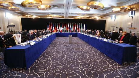 اجتماع ميونيخ حول سوريا