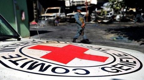 لجنة الصليب الأحمر في أفغانستان (صورة أرشيفية)