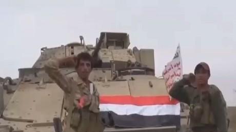 قوات هادي تتقدم في الجوف شمال اليمن