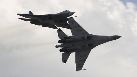 المقاتلات الروسية سو -35