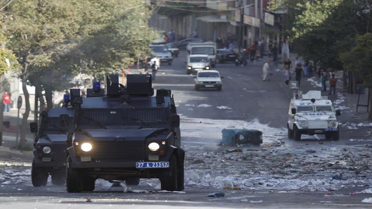 الولايات المتحدة تحذر رعاياها من السفر إلى جنوب شرق تركيا