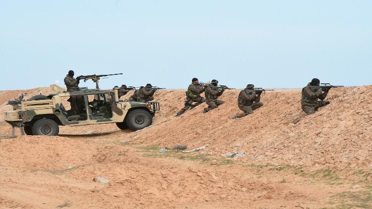 بريطانيا ترسل فريق تدريب عسكري إلى تونس للمساعدة في ضبط حدودها
