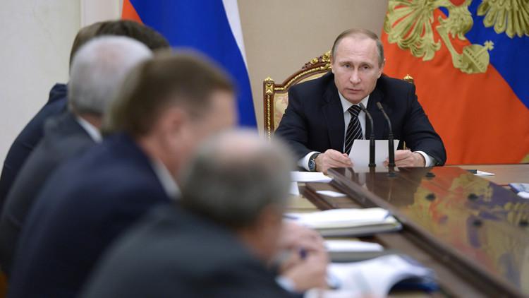 بوتين: المضاربون وراء عدم استقرار أسعار النفط