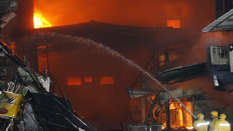 السعودية.. مصرع 3 أشخاص من أسرة واحدة بحريق في جدة