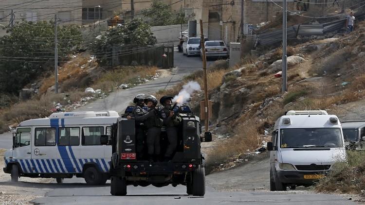 مقتل فلسطينيين 2 برصاص القوات الإسرائيلية جنوبي نابلس