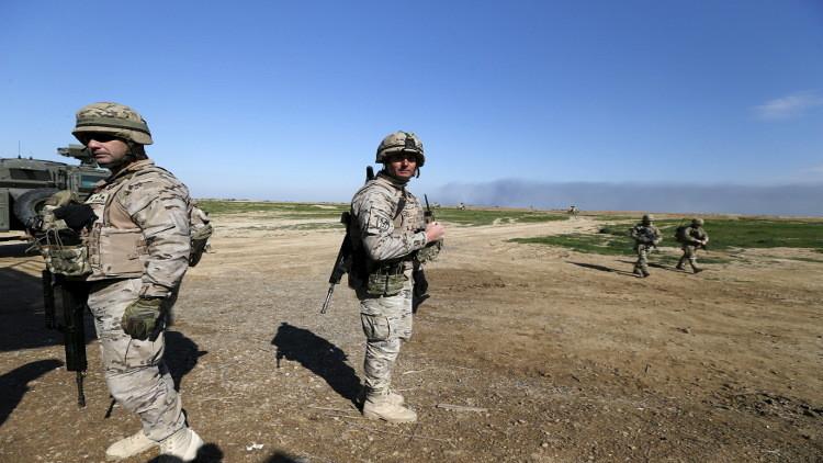 قوات أمريكية خاصة تعتقل عضوا بارزا من داعش في العراق