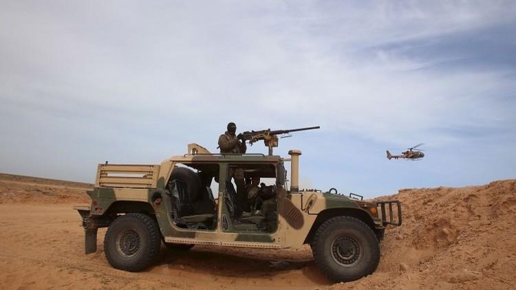 تصفية 5 إرهابيين بمواجهات بين القوات التونسية ومجموعة مسلحة