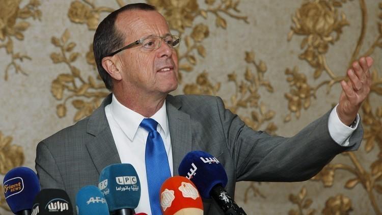 المبعوث الأممي إلى ليبيا يعلن فشله.. والثني يشكك بنوايا الغرب