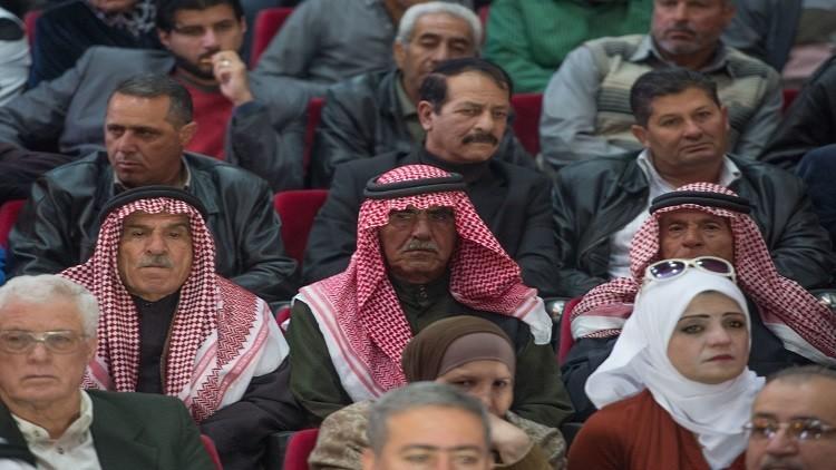 أكثر من 30 بلدة في محافظة حماة تنضم إلى المصالحة الوطنية
