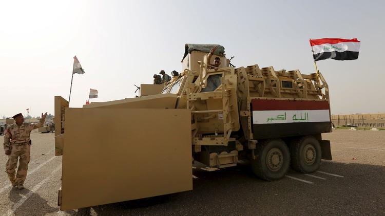 الجيش العراقي يعلن تصفية قيادي بارز في