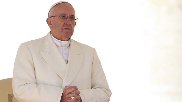 البابا فرنسيس يرفض تسلم