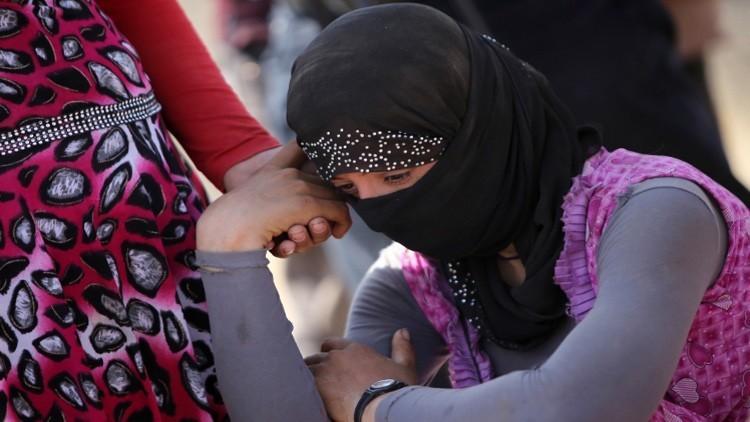 داعش يبيع الإيزيديات في الخارج