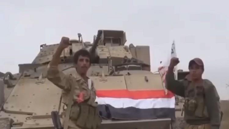 قوات هادي تعلن تقدمها في صنعاء والجوف
