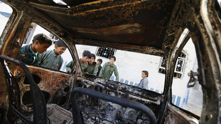 الأمم المتحدة: مقتل وإصابة 2000 طفل في اليمن منذ بدء الأزمة