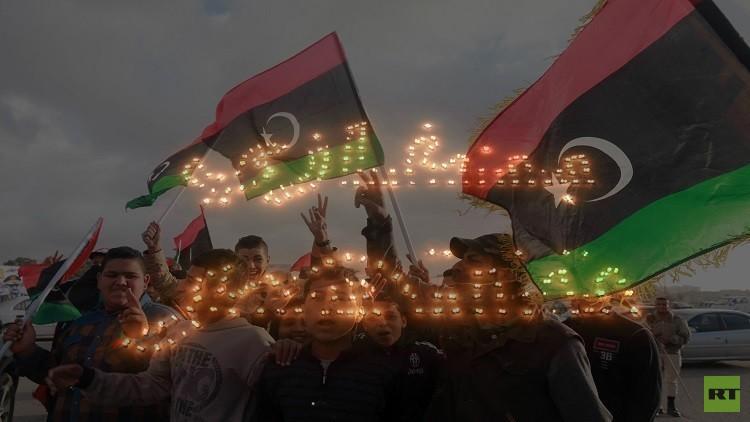 كيري يجدد دعم حكومة السراج تزامنا مع اشتعال المعارك في بنغازي