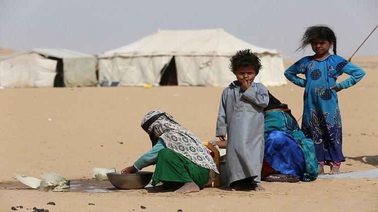 14 مليونا مهددون بالمجاعة في اليمن