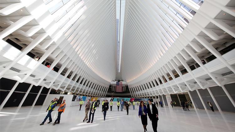الولايات المتحدة...افتتاح أغلى محطة مترو في العالم