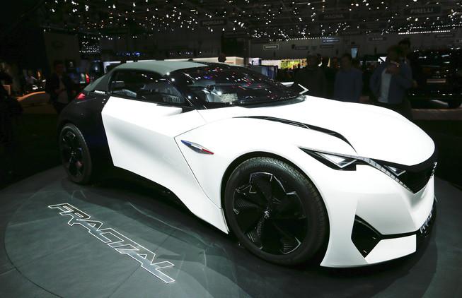 معرض جنيف الدولي للسيارات 2016