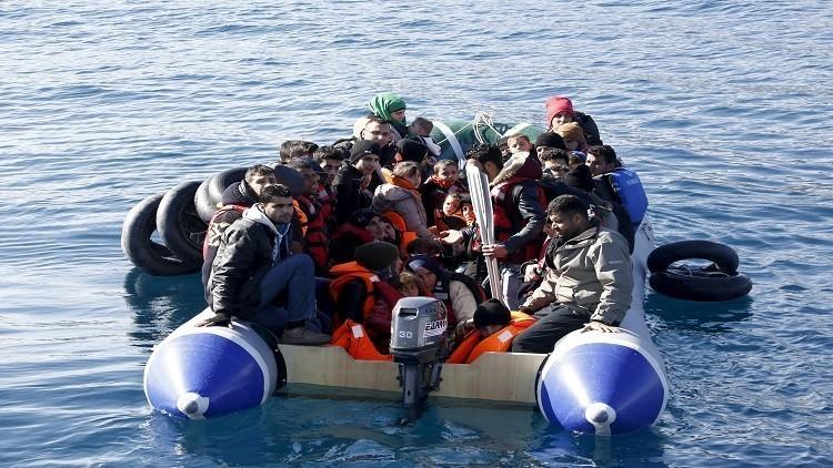 روما: أزمة المهاجرين يجب حلها بالتعاون مع تركيا