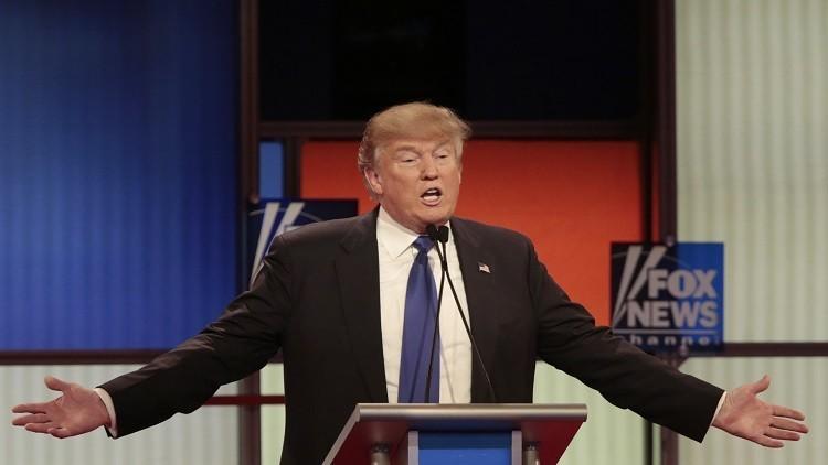 """""""وول ستريت"""" متخوفة من احتمال وصول ترامب إلى كرسي الرئاسة"""
