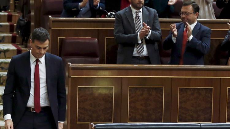 البرلمان الإسباني يرفض تعيين سانشيز رئيسا للوزراء