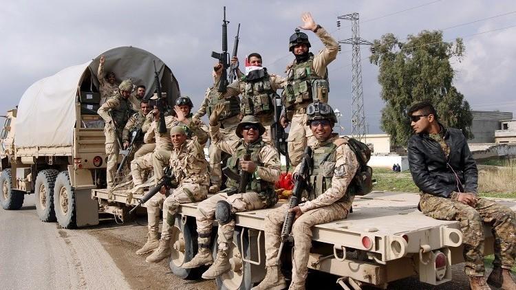 التحالف الدولي يعلن انطلاق عملية استعادة الموصل من