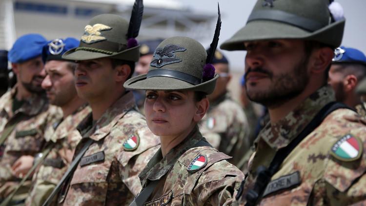 إيطاليا: لن نتدخل في ليبيا إلا بطلب من سلطات البلاد